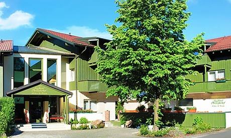 Bayerischer Wald: Doppel- oder Zweibettzimmer für Zwei mit All Inclusive im Landhotel Christopherhof
