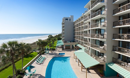 Stay at Ocean Dunes Resort and Villas in Myrtle Beach, SC, with Dates into December