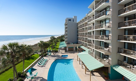 Stay at Ocean Dunes Resort and Villas in Myrtle Beach, SC, with Dates into January 2018 (Getaways Beach Vacations) photo