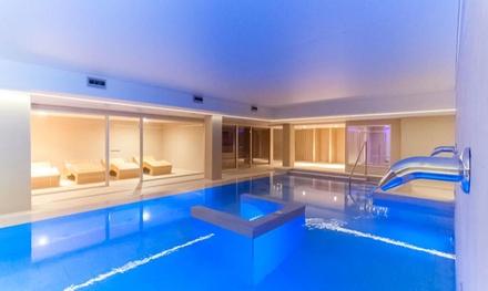 Barcelona: estancia para 2 personas con desayuno, detalle de bienvenida y circuito spa en Hotel Sorli Emocions 4*