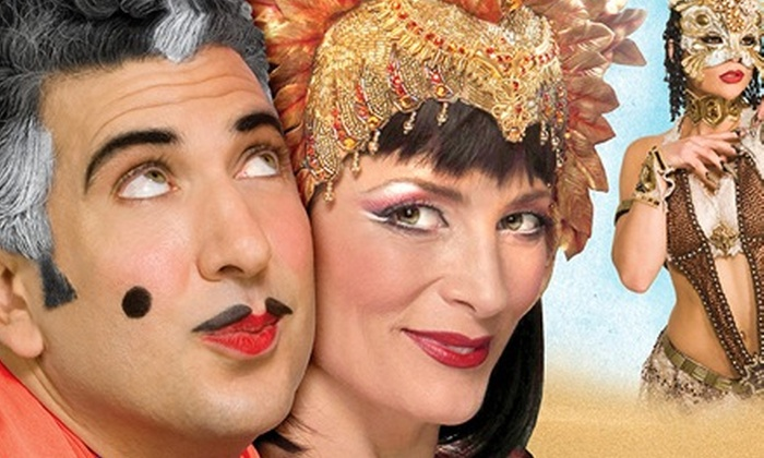 Teatro ZinZanni - Lower Queen Anne: Dinner-and-Show Package for One or Two or Groupon-Exclusive Private show for Two at Teatro ZinZanni (Up to 47% Off)