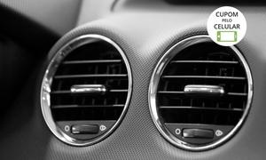 Centro Automotivo Fornasier: Fornasier – Floresta: revisão de ar-condicionado (opções com higienização, substituição do filtro e carga de gás)