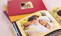 3x Fotobuch Exklusiv mit Sichtfenster im Hoch- oder Querformat A4 mit 40-120 Seiten von Colorland (bis zu 76% sparen*)