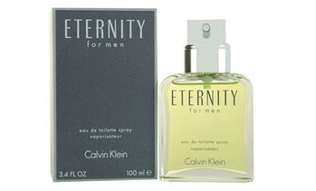 Calvin Klein Eternity Eau de Toilette for Men (3.4 Fl. Oz.)
