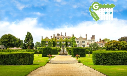 Champneys Eastwell Manor: All Inclusive 26 Hr Spa Break for 2 in Double/Twin Room Plus Optional Treatments