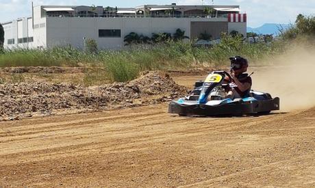 Karting para 2, 4 o 6 durante 7 minutos desde 14,99 € en Circuito Racing Cross Costa Brava Oferta en Groupon