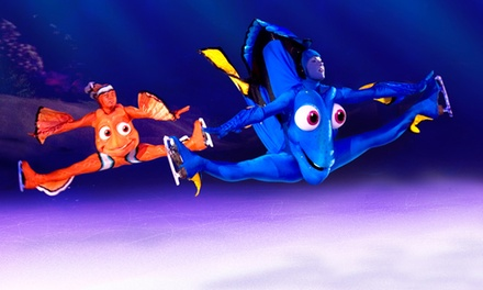 The Wonderful World of Disney On Ice – Up to 24% Off