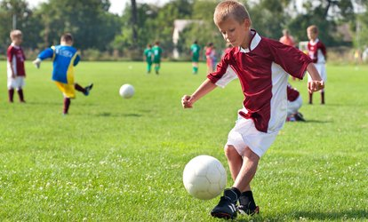 Up to 54% Off Soccer Program at Elite FT