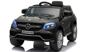 Voiture électrique Mercedes Benz