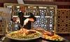 Iftar Buffet with Ramadan Juices