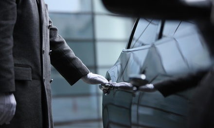 $100 for $200 Worth of Chauffeur Services — Elite Limo