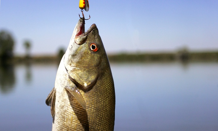 Central Texas Fishing Guides - Malone-Penelope: Four- or Eight-Hour Fishing Trip with Equipment for Up to Four People from Central Texas Fishing Guides (Up to 56% Off)