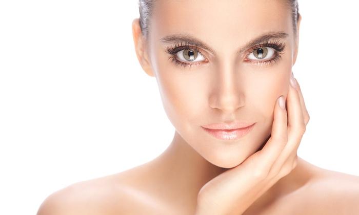 Kosmetik Institut Nizza - Langenfeld (Rheinland): 1x oder 2x 45 Min. Mesotherapie mit 1,5 ml Hyaluron an 1 Zone nach Wahl im Kosmetik-Institut Nizza (bis zu 54% sparen*)