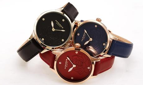 Reloj con diamantes Akribos para mujer