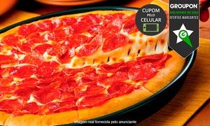 Pizza Hut: Pizza Hut – 5 unidades: entrada + pizza grande + bebida – consumo no local, retirada ou delivery