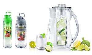 Fruit-Infused Water Bottle