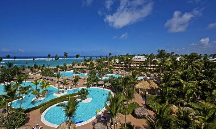 All-Inclusive Iberostar Dominicana Stay w/ Air from Vacation Ex