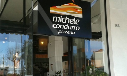 Menu pizza da Michele