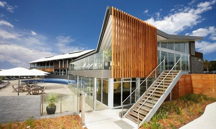 Phillip Island: 4.5* Resort Getaway for 2 or 3 Nights for Up to Six People with Wine at Silverwater Resort