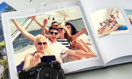 Ontwerp en bestel je eigen A4fotoboek met harde kaft en 28, 40 of 60 pagina's online bij Colorland