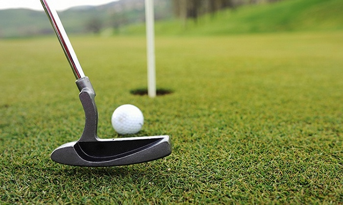 Club de Golf Mont Saint-Grégoire - L'Acadie: 18-Hole Golf Round for Two or Four with a Golf Cart and Beers at Club de Golf Mont Saint-Grégoire (Up to 53% Off)