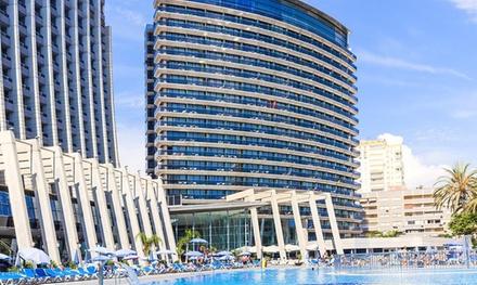 ✈ Costa Blanca: 4 of 7 overnachtingen in 4* Hotel Gran Bali met ontbijt & retourvlucht vanaf EIN