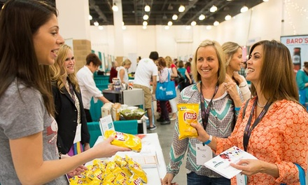 Celiac Disease Foundation Gluten-Free Expo for 1, 2, or 4 or Entry and Conference for 1 or 2 (Up to54% Off)