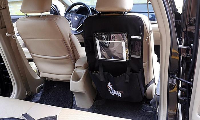 Organizador para asiento de coche groupon goods for Asientos ninos coche