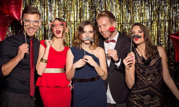 Strike A Poze Photo Booth - Raleigh / Durham: $539 for $999 Worth of Photo-Booth Rental — Strike A Poze Photo booth