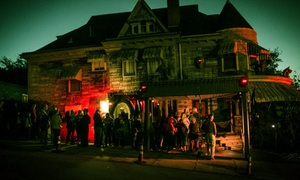 Up to 32% Off Haunted House Admission at Castle Blood at Castle Blood, plus 6.0% Cash Back from Ebates.