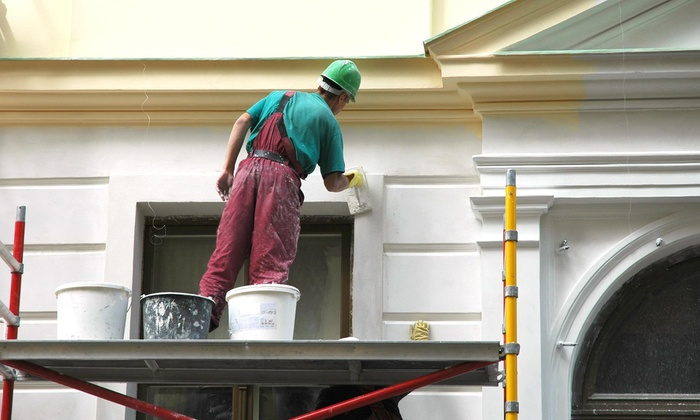 Mzdc Builders, Llc - Washington DC: $330 for $600 Worth of Painting Services — MZDC Builders, LLC