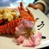 Menu pesce gourmet, dolce e vino