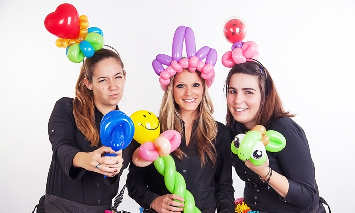 Balloon Experts - Miami: Two or Three Hours of Balloon Twisting Services from Balloon Experts (Up to 50% Off)