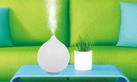 iMounTEK LED Ultrasonic Aroma Diffuser 8502e472-6e3d-11e7-a25c-00259069d7cc