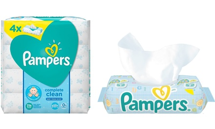 Salviettine Pampers Complete Clean