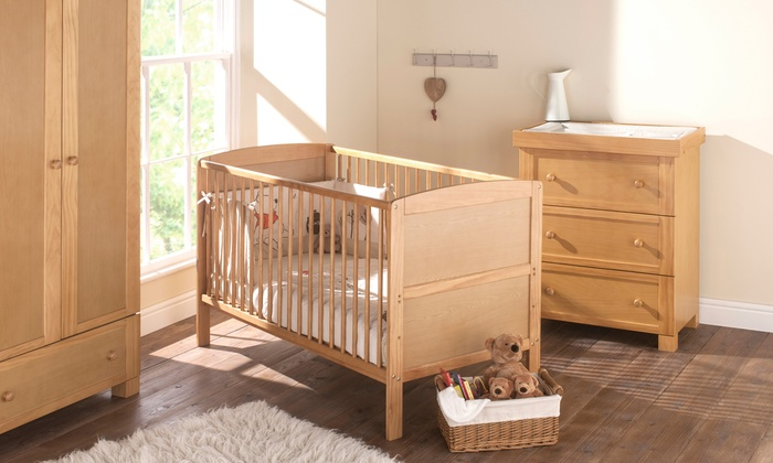 East Coast Nursery Cot Bed for £109.99 With Free Delivery