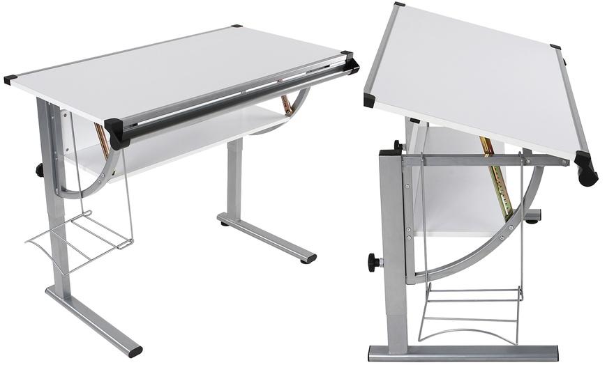 Höhenverstellbarer Schreibtisch Lidl 2021