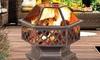 Large Bowl Fire Pit