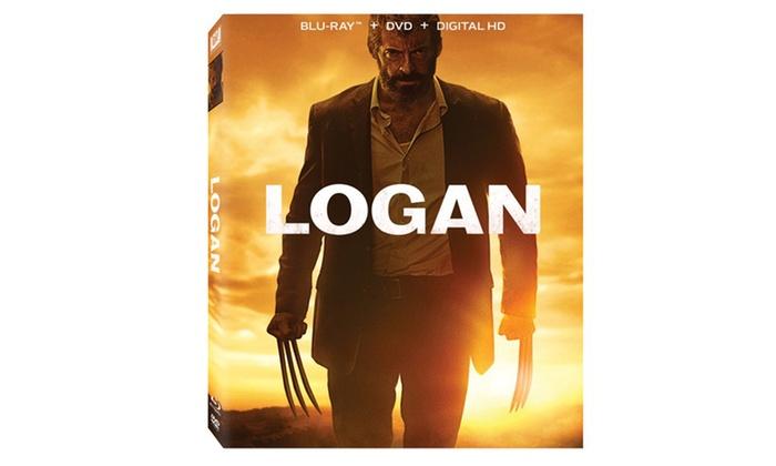 Logan on Blu-Ray, DVD, and Digital HD | Groupon