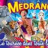 Le Cirque Medrano en tournée