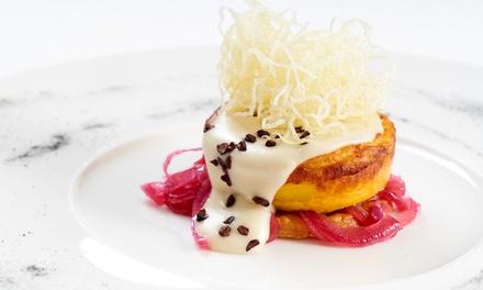 ⏰ Menu stellato dello Chef Barbieri a 69,90€euro