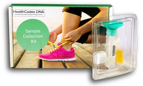 $239 for Lifetime Health and Wellness 3-in-1 DNA Analysis & Personal Healthy Lifestyle Book ($399 Value)