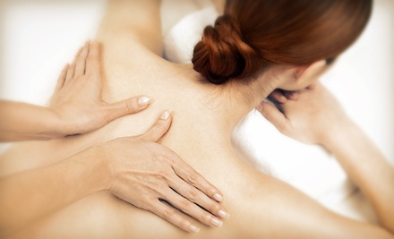 One-Hour Massage, or Two-Hour Massage Class for Two at Gwen of All Trades (55% Off)