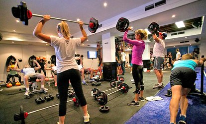 Four-Weeks Unlimited F45 Training for One ($19) or Two People ($35) at F45 Training, Newtown (Up to $528 Value)
