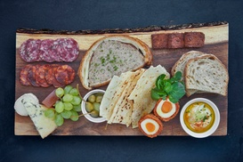 Vinothec Compass: Sharing Platter with Wine for Two at Vinothec Compass (36% Off)