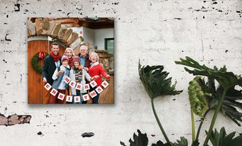 Up to 82% Off Personalized Canvas Print from Photobook America