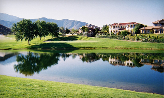 Tanoan Country Club - Albuquerque: $249 for Entry for a Team of Four to Golf Tournament at Tanoan Country Club on July 1 or July 15 ($600 Value)