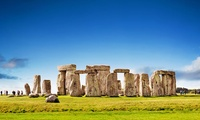 Stonehenge, Glastonbury or Cambridge and Oxford Tour with Lets Travel Services (Up to 55% Off)