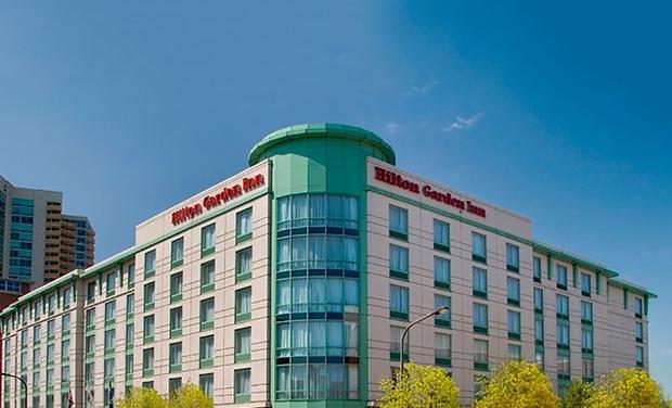 hotel near northwestern university and lakefront - Hilton Garden Inn Evanston