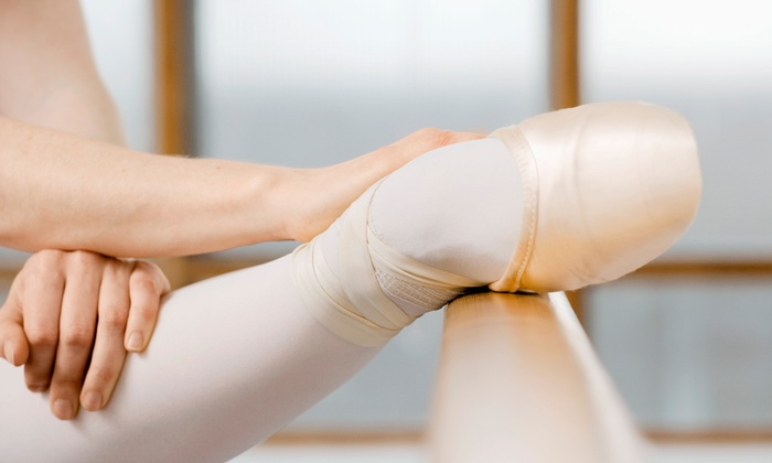 1st Russian Ballet School - Lower Pacific Heights: One Month of Ballet Classes for an Adult or Child at 1st Russian Ballet School (50% Off)